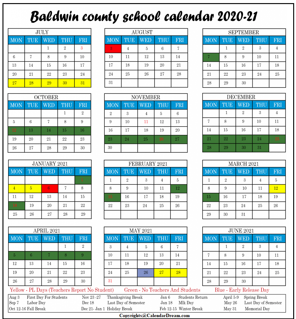 Baldwin County Public School