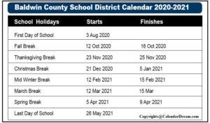 Baldwin County Schools